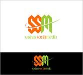 Sasha's Social Media Logo - Entry #135