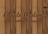 Choate Customs Logo - Entry #135