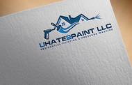 uHate2Paint LLC Logo - Entry #149