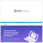 SQL Testing Logo - Entry #326