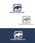 "Taurus Financial (or just ""Taurus"") Logo - Entry #110"
