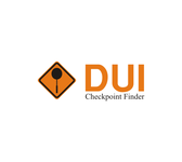 DUI Checkpoint Finder Logo - Entry #64