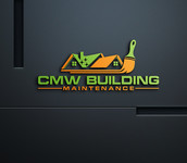 CMW Building Maintenance Logo - Entry #64