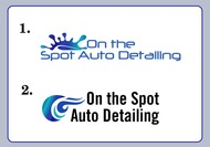 On the Spot Auto Detailing Logo - Entry #53