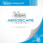 Aeroscape Media Logo - Entry #40