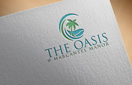 The Oasis @ Marcantel Manor Logo - Entry #93