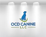 OCD Canine LLC Logo - Entry #174