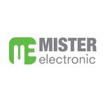 Mister Electronic Logo - Entry #41