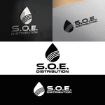 S.O.E. Distribution Logo - Entry #45