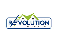 Revolution Roofing Logo - Entry #512