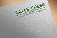 Calls Creek Studio Logo - Entry #131