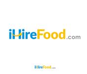iHireFood.com Logo - Entry #57
