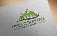 High Country Informant Logo - Entry #88