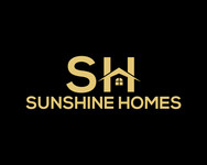 Sunshine Homes Logo - Entry #476