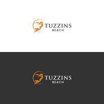 Tuzzins Beach Logo - Entry #342