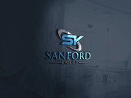 Sanford Krilov Financial       (Sanford is my 1st name & Krilov is my last name) Logo - Entry #312
