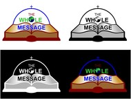 The Whole Message Logo - Entry #34