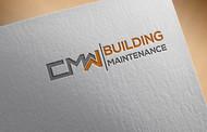 CMW Building Maintenance Logo - Entry #129