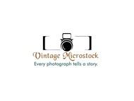 Vintage Microstock Logo - Entry #15