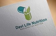 Davi Life Nutrition Logo - Entry #337