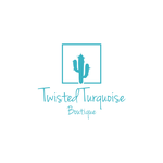Twisted Turquoise Boutique Logo - Entry #33