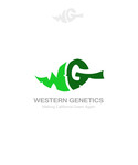 Western Genetics Logo - Entry #95