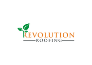 Revolution Roofing Logo - Entry #146