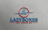 Lazybones Hot Sauce Co Logo - Entry #107