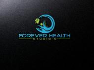Forever Health Studio's Logo - Entry #204