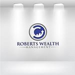 Roberts Wealth Management Logo - Entry #105