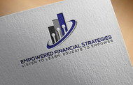 Empowered Financial Strategies Logo - Entry #424