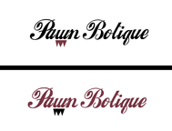 Either Midtown Pawn Boutique or just Pawn Boutique Logo - Entry #36