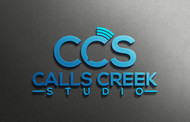 Calls Creek Studio Logo - Entry #24