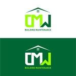 CMW Building Maintenance Logo - Entry #605