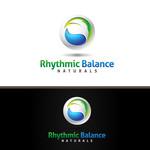 Rhythmic Balance Naturals Logo - Entry #34