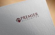Premier Accounting Logo - Entry #166