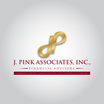 J. Pink Associates, Inc., Financial Advisors Logo - Entry #483