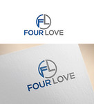 Four love Logo - Entry #323