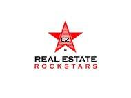 CZ Real Estate Rockstars Logo - Entry #157