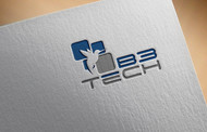 B3 Tech Logo - Entry #29