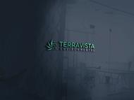 TerraVista Construction & Environmental Logo - Entry #101