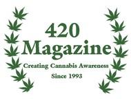 420 Magazine Logo Contest - Entry #7