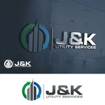 J&K Utility Services Logo - Entry #13