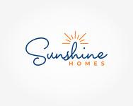 Sunshine Homes Logo - Entry #274