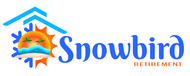 Snowbird Retirement Logo - Entry #4