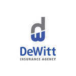"""""""DeWitt Insurance Agency"""" or just """"DeWitt"""" Logo - Entry #43"""
