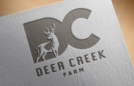 Deer Creek Farm Logo - Entry #205