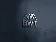 BWT Concrete Logo - Entry #282