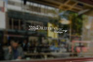 Drifter Chic Boutique Logo - Entry #317