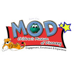 santa cruz children's museum of discovery  MOD Logo - Entry #38